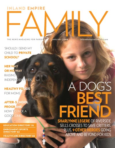 Inland Empire Family Cover Story