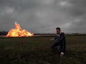 Mr. Toledano Fashion Photography - Explosion