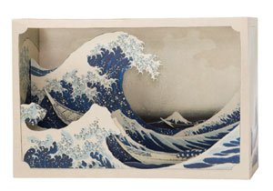 Tatenbanko - Hokusai