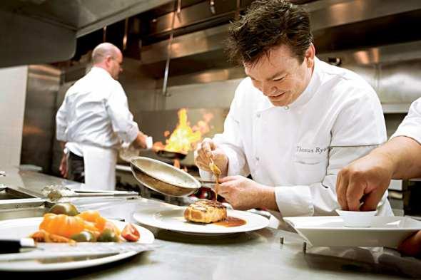 Thomas Ryan Cooking