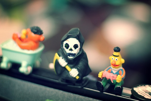 Grim Reaper desk flair
