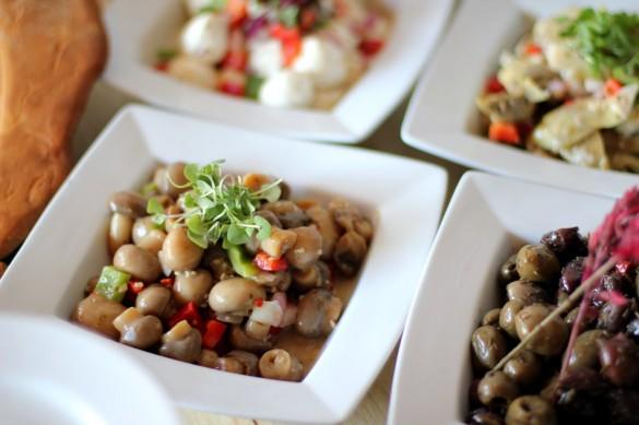 Mushroom Salsa at OCMETRO's Green Team Event
