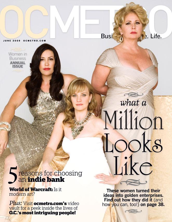 OCMETRO June 2009 Cover