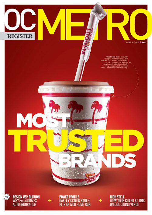 OC Register Metro June 3 2013 Magazine Cover