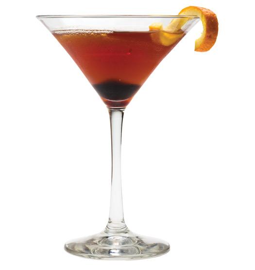 Bistango Manhattan classic cocktail recipe by Bistango in Irvine, CA